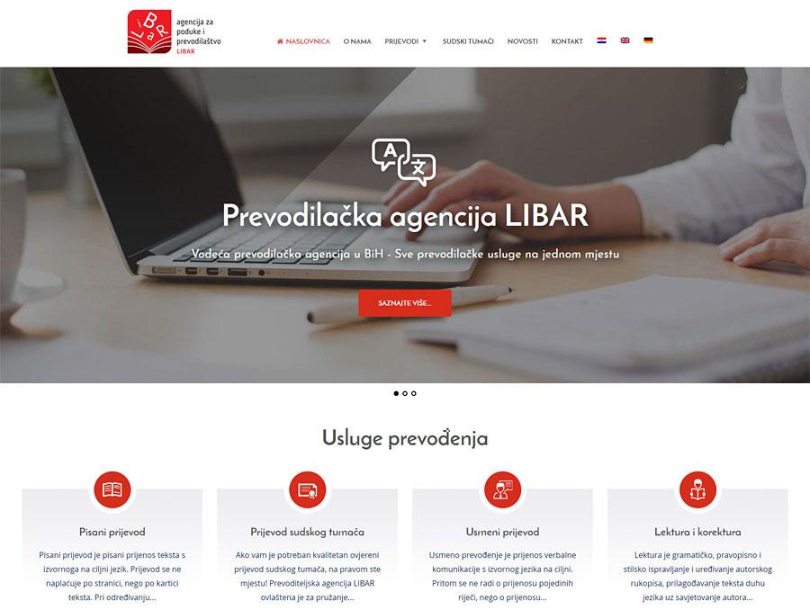 Libar agencija za poduke i prevodilaštvo - Libar.info